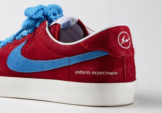 uniform experiment x Nike Air Zoom Tennis Classic - New Images