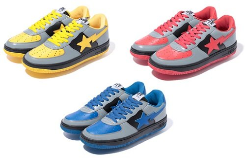 A Bathing Ape Bape Sta Leather Pack - Holiday 2011