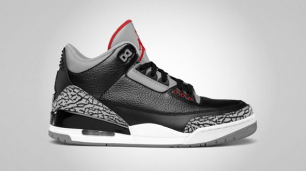 Air Jordan III (3) Black/Cement - Restock at Nike Santa Monica
