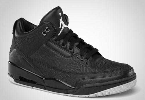 Air Jordan III Black Flip - Release Date + Info