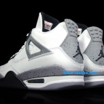 Air Jordan IV (4) Retro White/ Cement 2012 – New Images