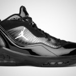 "Air Jordan Melo M8 ""Blackout"" – December 2011"