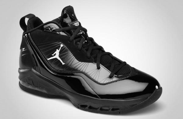 Air Jordan Melo M8 Blackout - December 2011