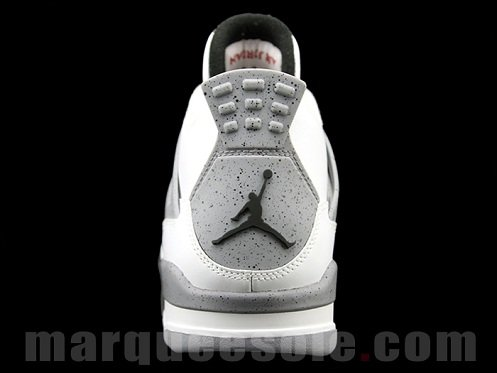 Air Jordan Retro IV (4) White Cement - Another Look