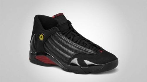 "Air Jordan Retro XIV (14) ""Last Shot"" - Official Jordan Brand Images"