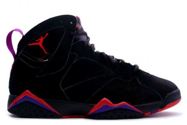 Air Jordan VII (7) 'Charcoal' - Returning in 2012
