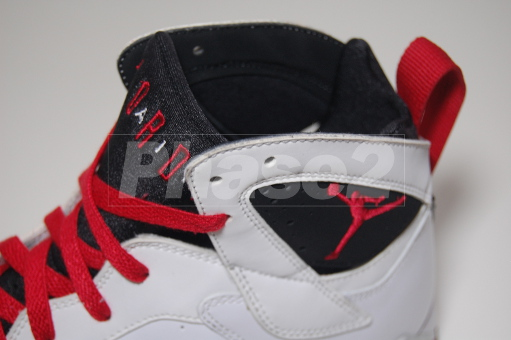 Air Jordan VII CDP Sample - New Images