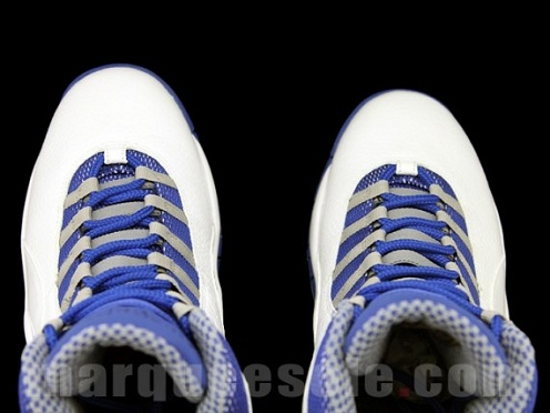 Air Jordan X (10) Old Royal - More Images