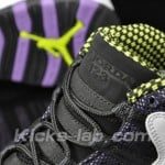 Air Jordan X (10) Retro GS – White / Ultraviolet – Cyber-Black