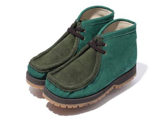 Bape Fire Walker Boots - Holiday 2011