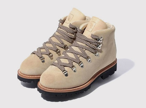 Bape Mountain Soldier Hiking Boot - Fall/Winter 2011