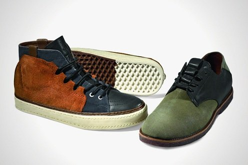 Billykirk x Vans Vault TH LX Pack