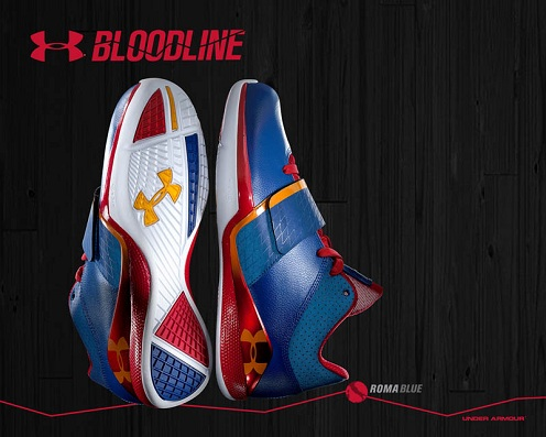 Brandon Jennings Assists In Unveiling Under Armour Micro G Bloodline