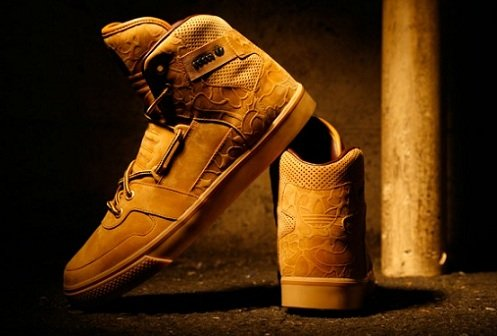 CHAPTER WORLD x adidas Originals Hardland - Wheat
