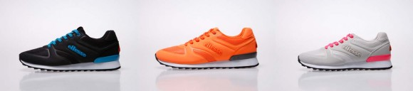 Ellesse Runner - Neon Marathon Pack