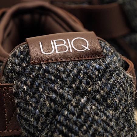 Harris Tweed x Ubiq eL 100th Anniversary