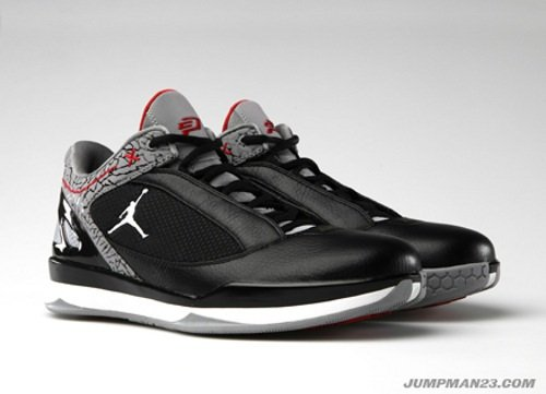 "Jordan CP 2'Quick ""Black Cement"""