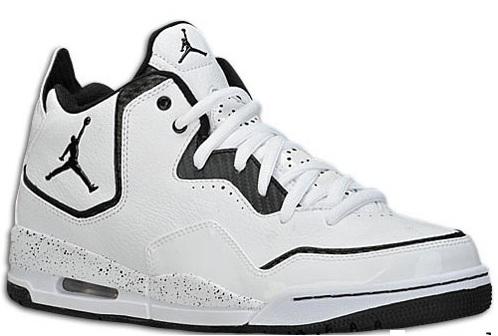 Jordan Courtside Flight - White/Black