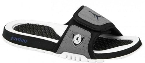 Jordan Hydro 2 Premier Slide Black/Soft Grey/White