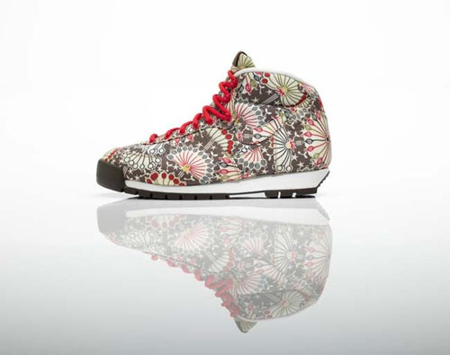 Liberty London x Nike Approach Mid - December 2011