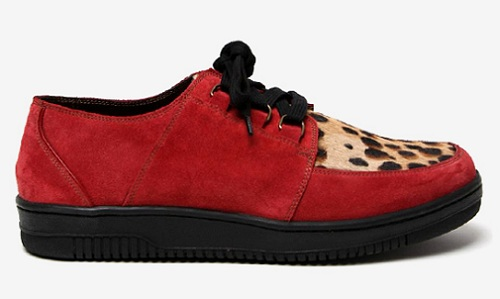 Marc Jacobs Leopard Print Sneaker