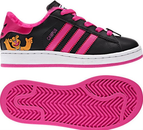 Muppets x adidas Originals Campus 2 - Fozzie Bear