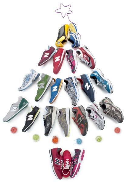 New Balance: Top of the Tree This Christmas