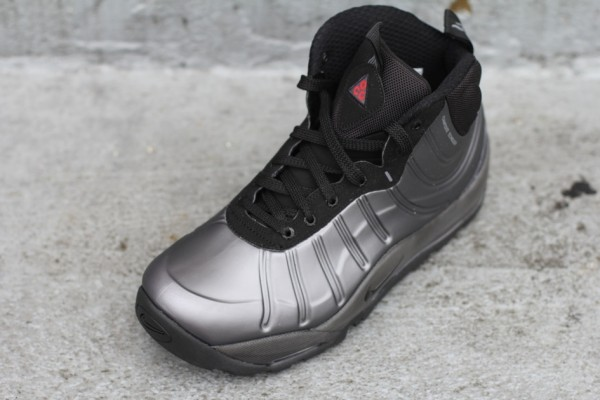 Nike ACG Air Max Foamposite Bakin' Boot 'Pewter' - Holiday 2011