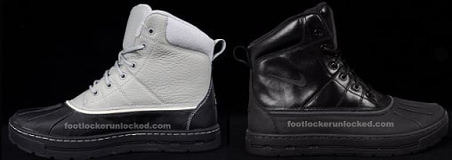 Nike ACG Woodside - Winter 2011 Collection