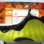 "Nike Air Foamposite One ""Golden State"" – Better Look"