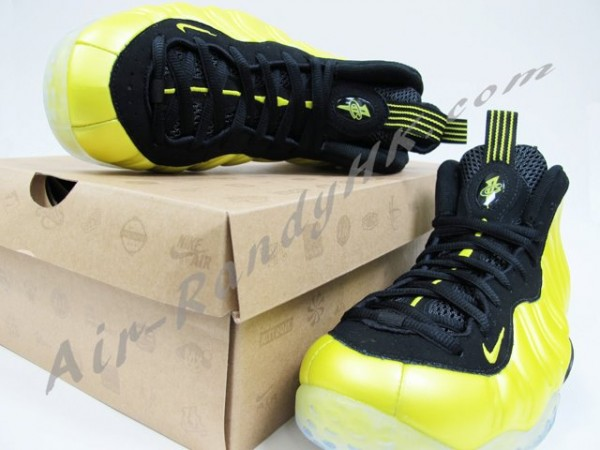 Nike Air Foamposite One Golden State - New Images