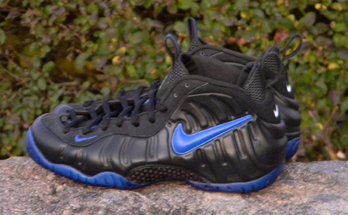 Nike Air Foamposite Pro Custom Pearl Jam