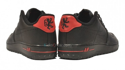 Nike Air Force 1 Low LeBron James - November 2011