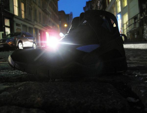 Nike Air Huarache Free Basketball 2012 QS - Black/Sagan Blue - Additional Release Info