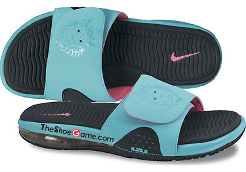7b9c1b29f7b Nike Air LeBron Slide - Summer 2012