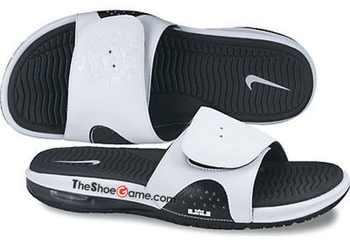 Nike Air LeBron Slide - Summer 2012