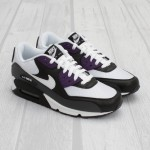 Nike Air Max 90 – Anthracite/White/Black/Purple – Now Available
