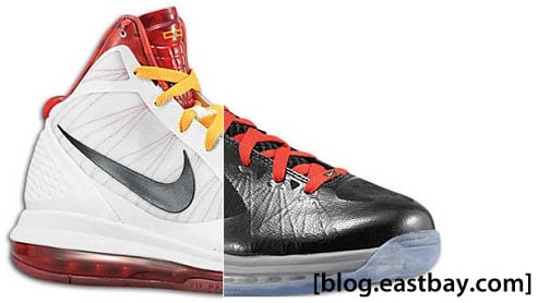 "Nike Air Max Hyperdunk 2011 - Chris Bosh ""Home"" & ""Away"""