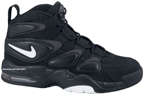 Nike Air Max Uptempo 2 Black White-Dark Shadow - Available Now ... c125af318