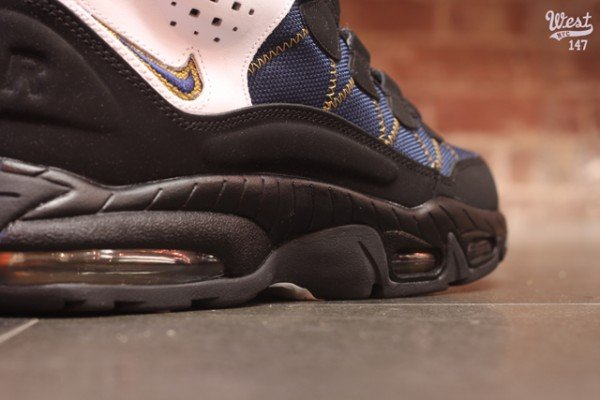 Nike Air Trainer Max 96 - Black/Obsidian/Canyon Gold - Now Available