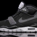 Nike Air Trainer SC II 'Black Nubuck' – Now Available