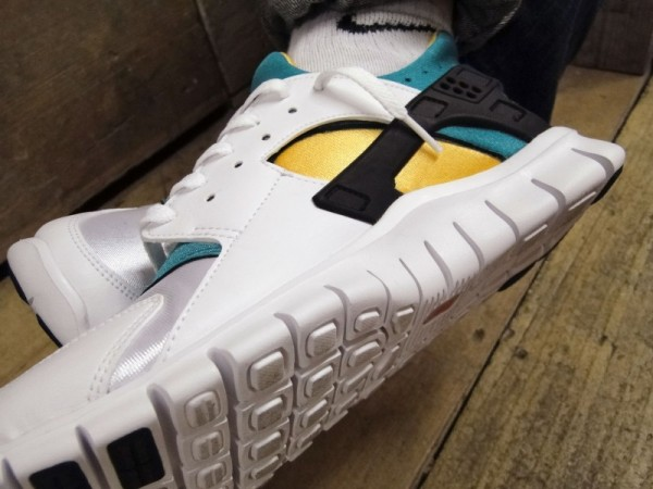 Nike Huarache Free Run 2012 QS - Now Available