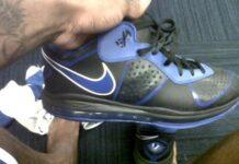 "Nike LeBron 8 V/2 Low - Tyler Thornton ""Away"" PE"