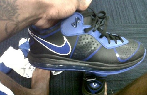 Nike LeBron 8 V/2 Low - Tyler Thornton Away PE