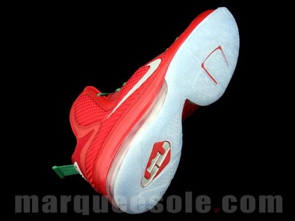 Nike LeBron 9 Christmas - New Images