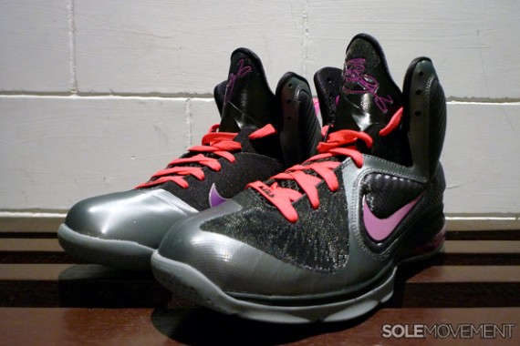 Nike LeBron 9 Miami Nights - Another Look