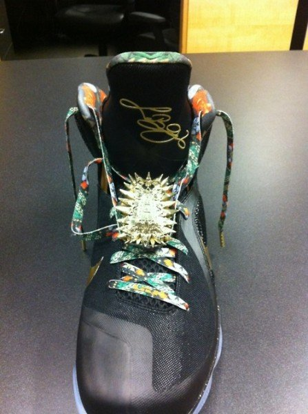 Nike LeBron 9  Watch The Throne  - First Look  b1eb7ca59a