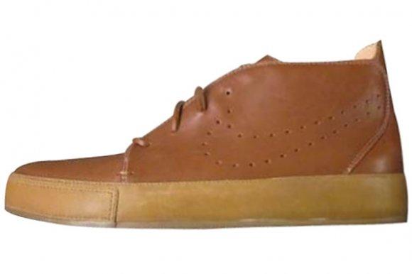 Nike Premium Leather Gum Sole QS Pack - December 2011