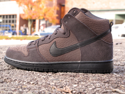 Nike SB Dunk High Dark Oak