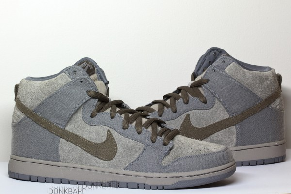 Nike SB Dunk High Tauntaun - Detailed Look